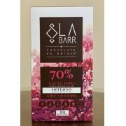 LaBarr Chocolate - 70% Intenso  - 80g