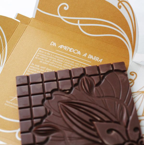 Ambar Chocolates - Chocolate 42% Cacau ao leite  - 80g