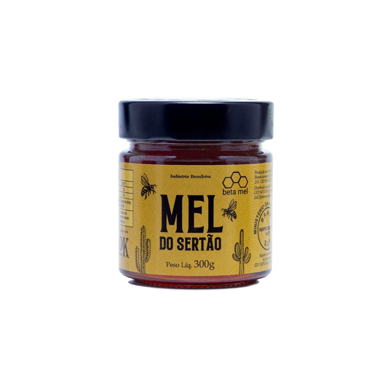 Beta Mel - Mel Silvestre 300gr