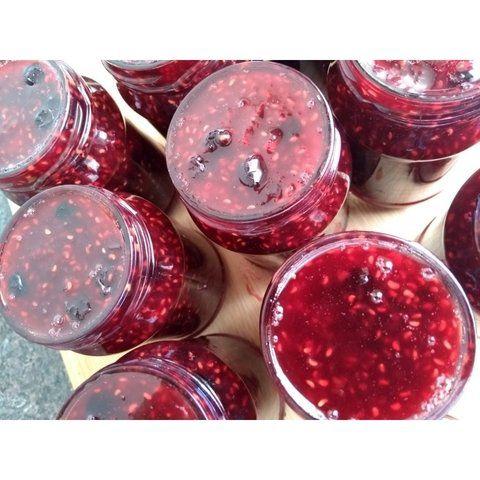 Geleia Senhora Geleia - Geleia de Frutas Vermelhas 260g
