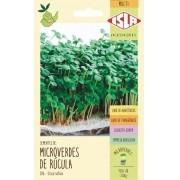 Semente de Microverde Rúcula