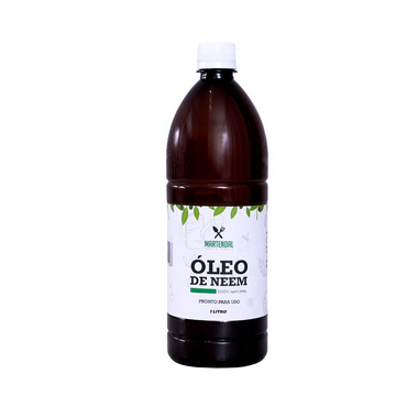 Óleo de Neem - 1 litro