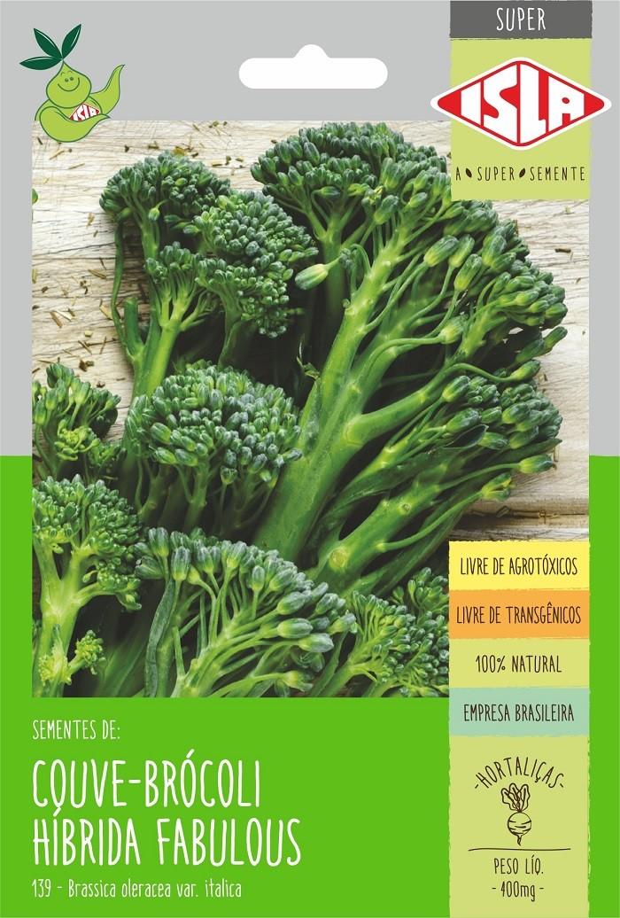 Semente de Brócoli