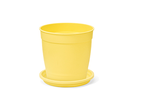 Vaso Aquarela Amarelo