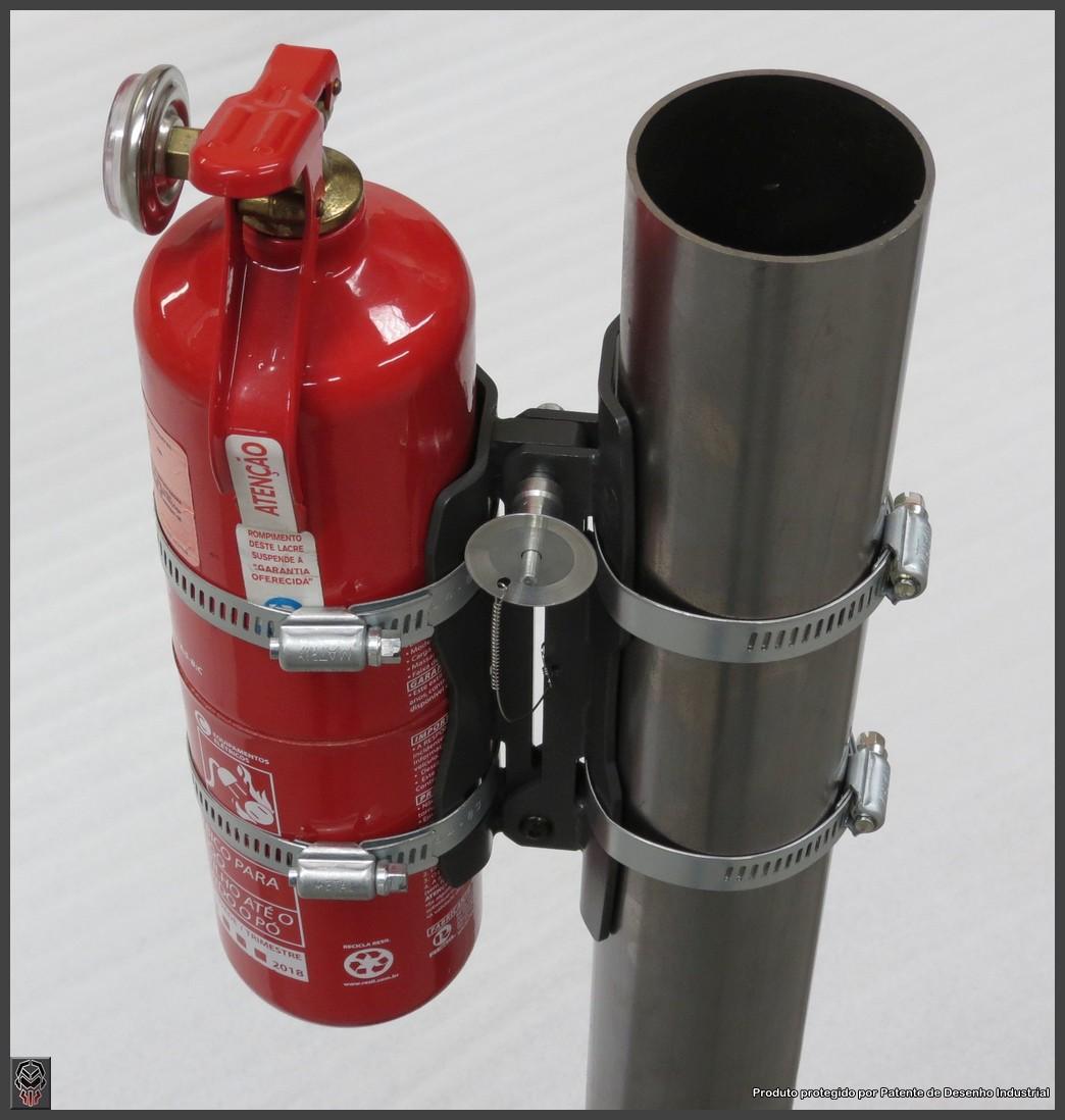 BK - Sup. Do Extintor de 1Kg - PWR-0125