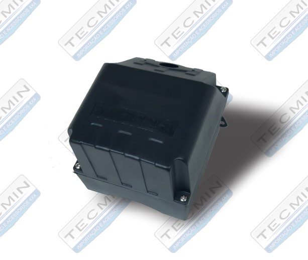 Caixa Plástica Solenoide Para Guincho Superwinch TS 9.5 - 9041436