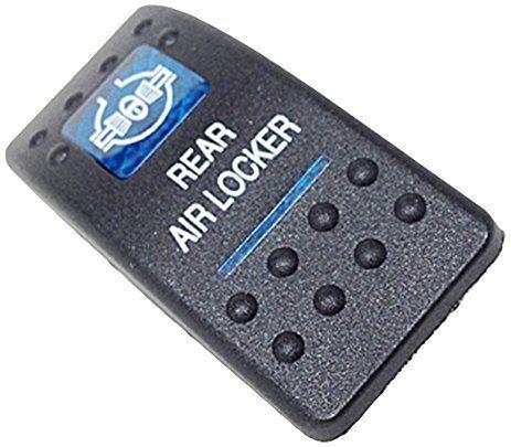 Capa de Botão ARB rear Air Locker - 180211