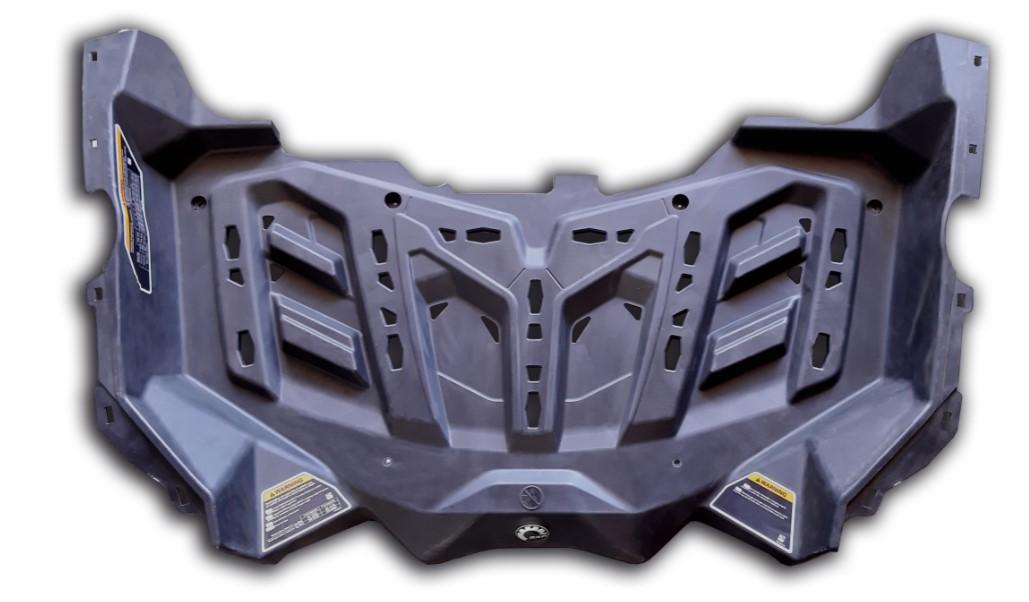 Carenagem / Plástico Bagageiro Traseiro Maverick X3 - 715005711