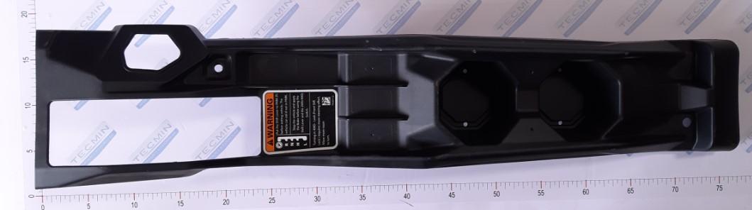 Carenagem / Plástico Console Central Maverick X3 - 715005023