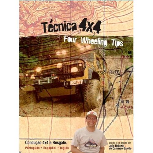 DVD Técnica 4x4 - TREK-DVDT4