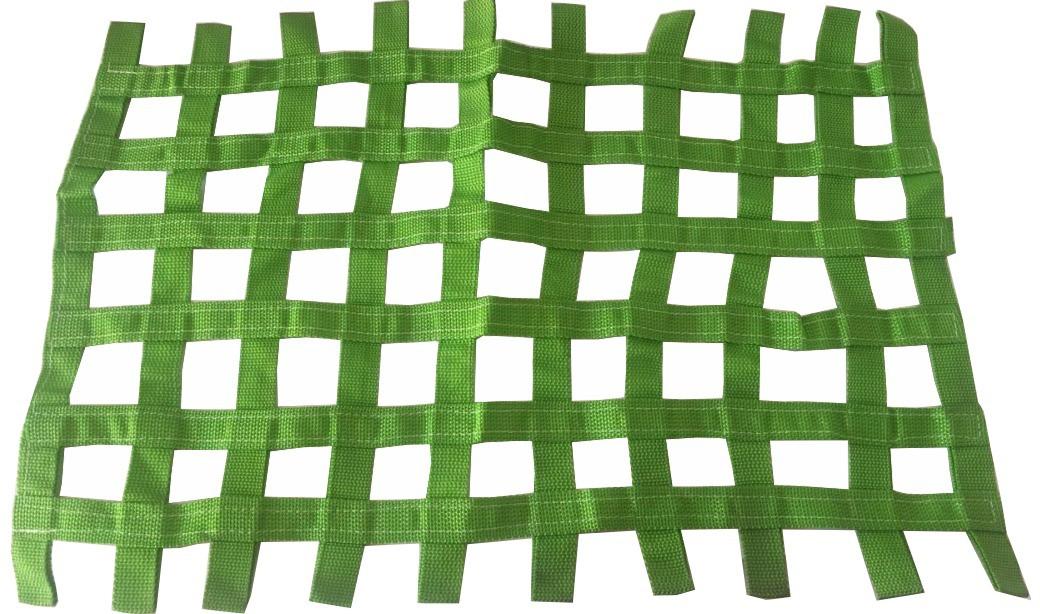 Grade de Proteção ( par ) Para Janela de UTV Cor Verde Claro- TREK-GPJX3VC