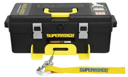 Guincho Elétrico SuperWinch 2-GO 4000  - 1140222