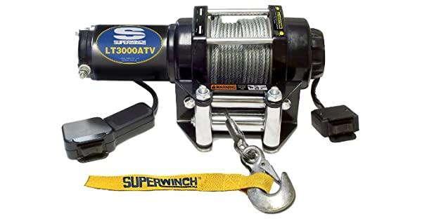 Guincho Elétrico SuperWinch LT 3000 12v - 1130220