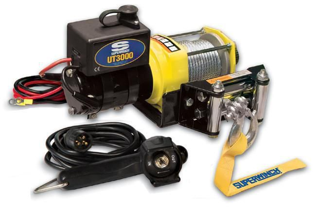 Guincho Elétrico SuperWinch TRAILER UT3000 - 1331200
