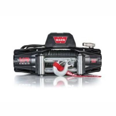 Guincho Warn VR EVO 12 cabo de aço - 103254