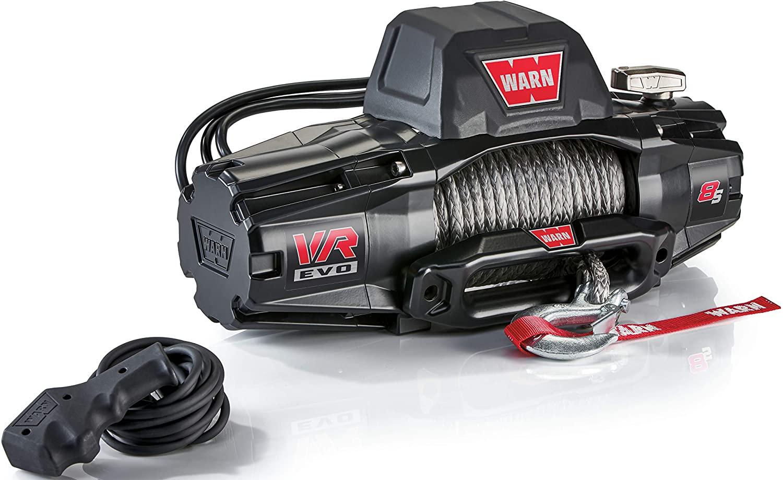 Guincho WARN VR EVO 8s cabo sintético - ITEM 103251