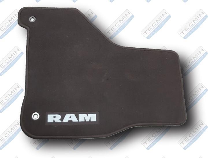 Jogo de carpete Original Para Dodge RAM 2016 - TREK-CODR16