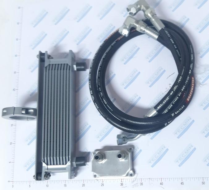 Kit de Radiador de Oleo Para Maverick X3 - TREK-KROMX