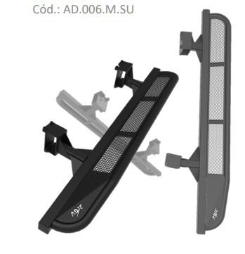 Rock-Slider ADX Lateral Para Triton L200 Sport NOVA TRITON 2017 até atual ( 2020 ) - AD.006.M.SU