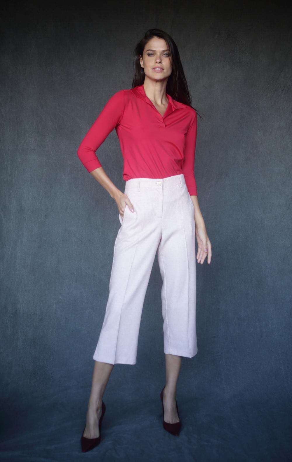 Blusa Alicia Vermelha  - Foto 1