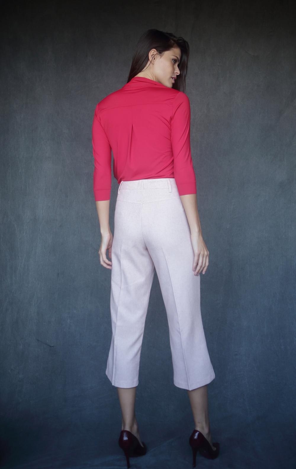 Blusa Alicia Vermelha  - Foto 2