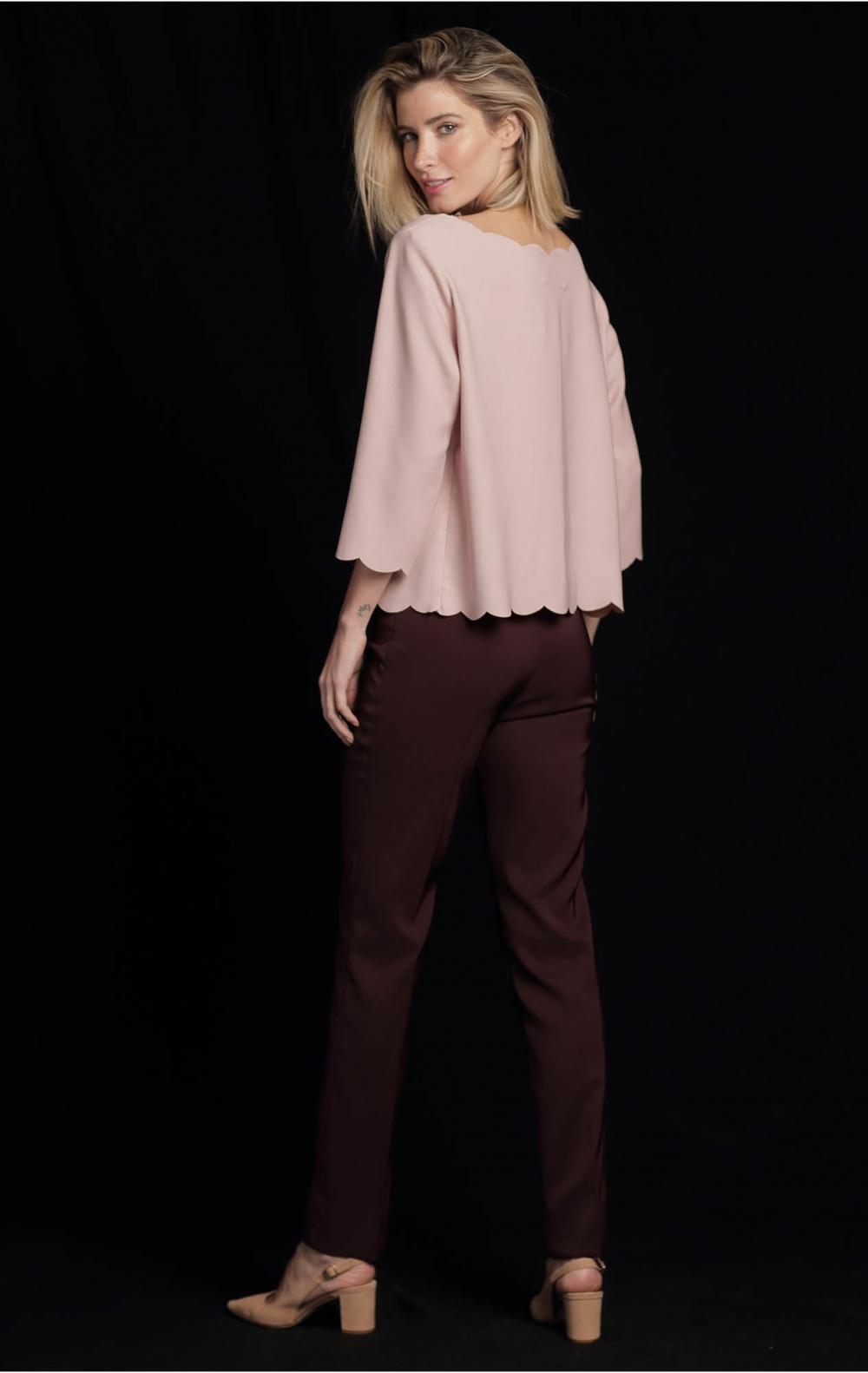 Blusa Canota Murano Rose - Foto 2