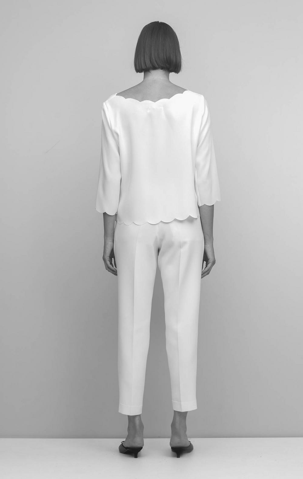 Blusa Murano Off White - Foto 2