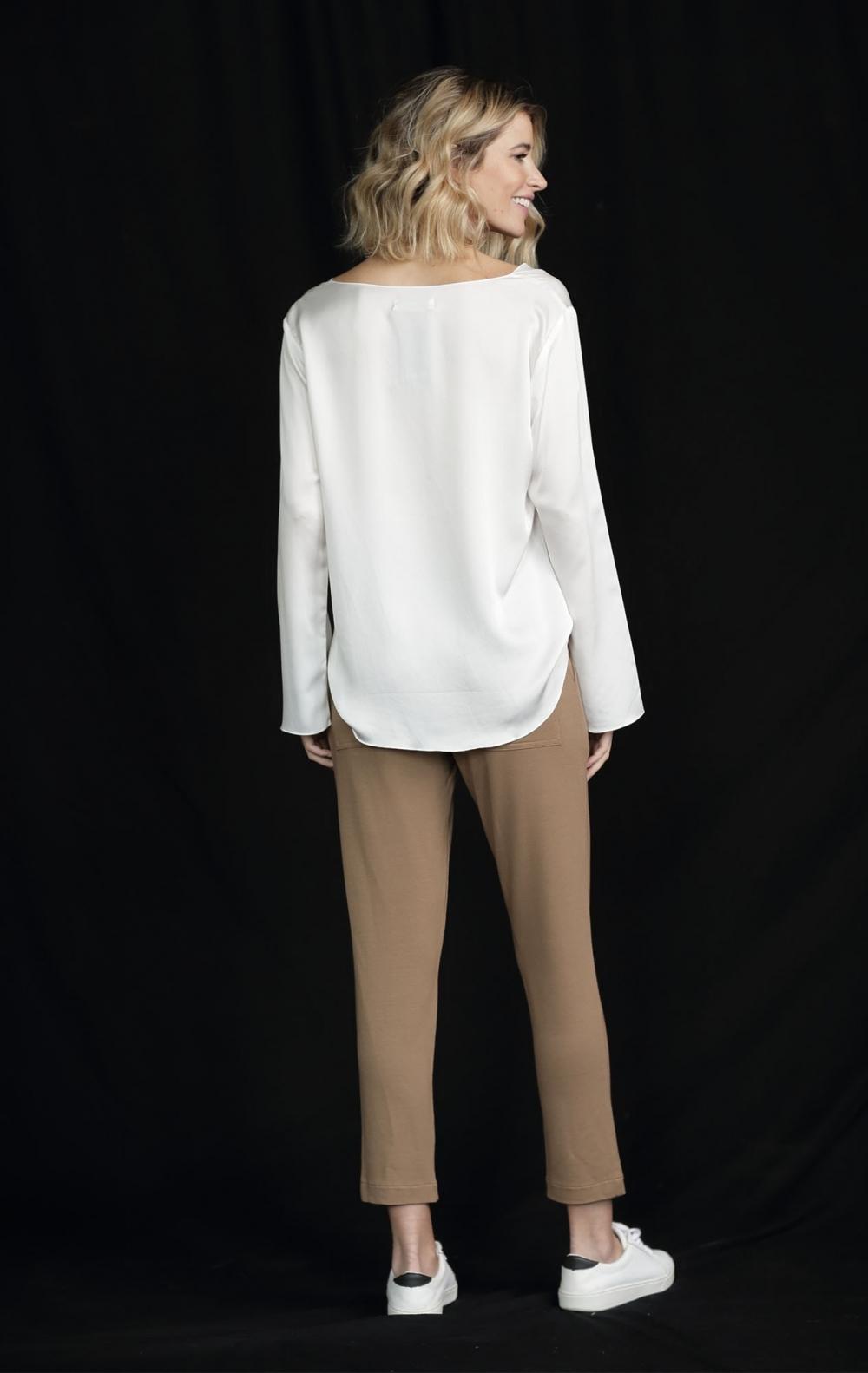 Blusa Off White Roberta  - Foto 4
