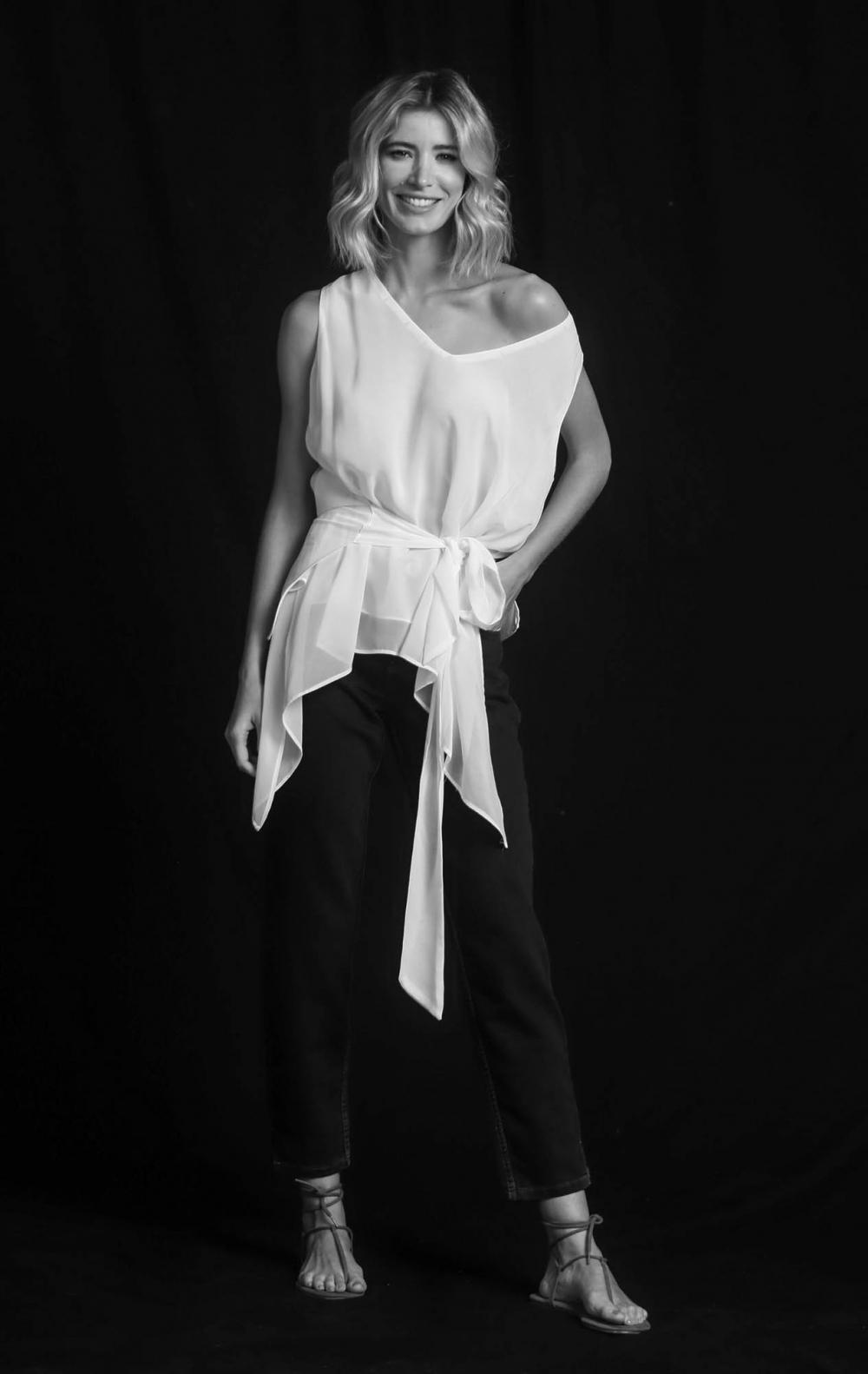Blusa Romany Off White  - Foto 1