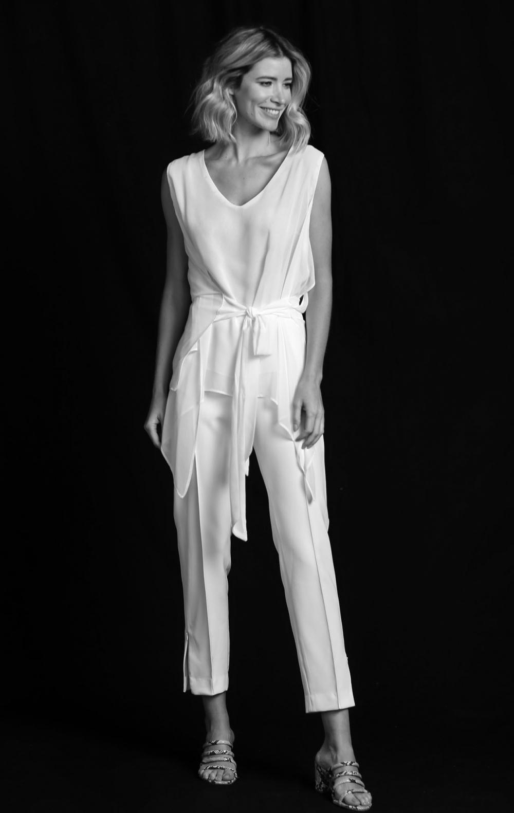 Blusa Romany Off White  - Foto 3