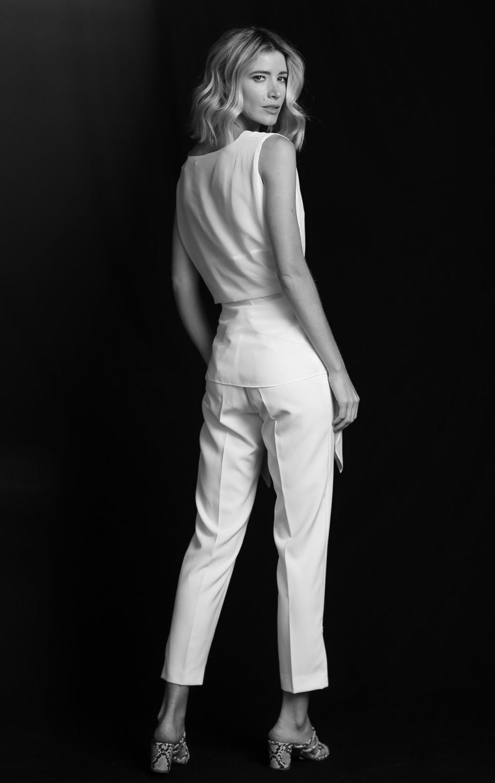 Blusa Romany Off White  - Foto 4