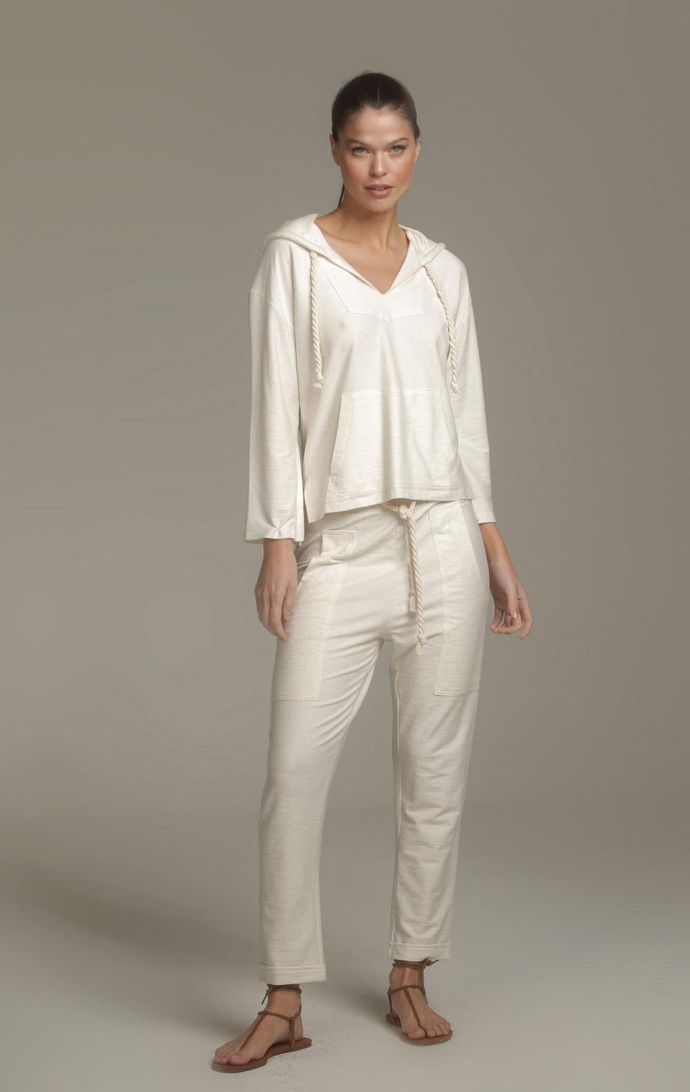 Blusa Tayna Off White - Foto 1