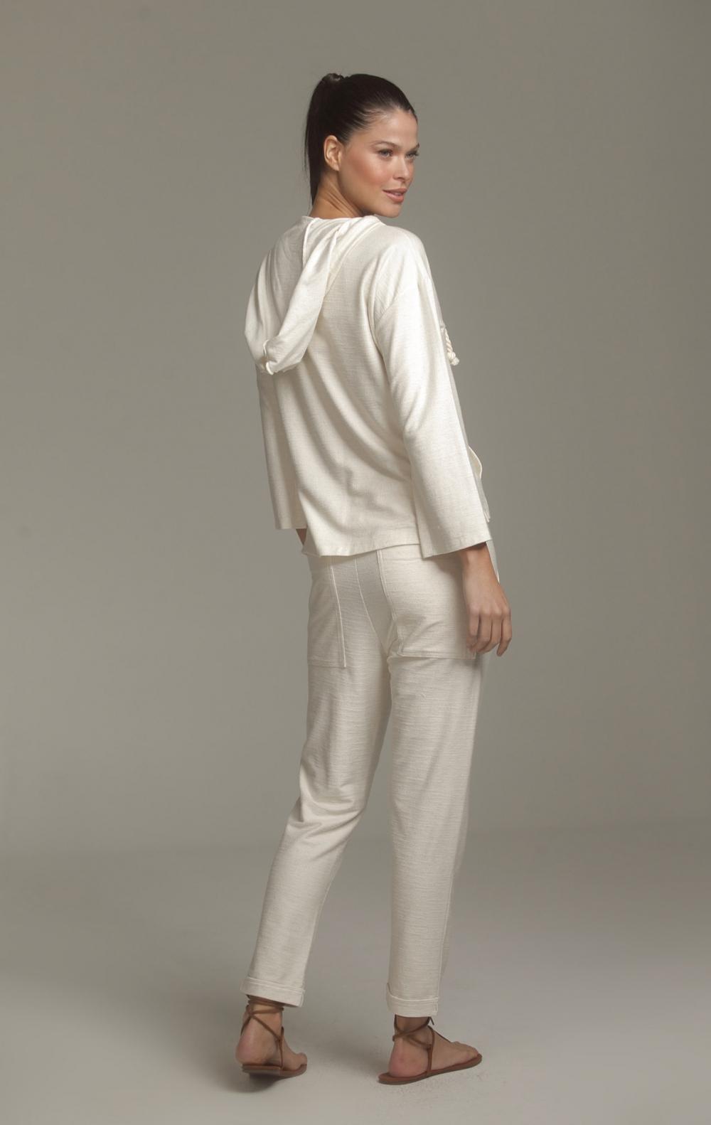 Blusa Tayna Off White - Foto 2