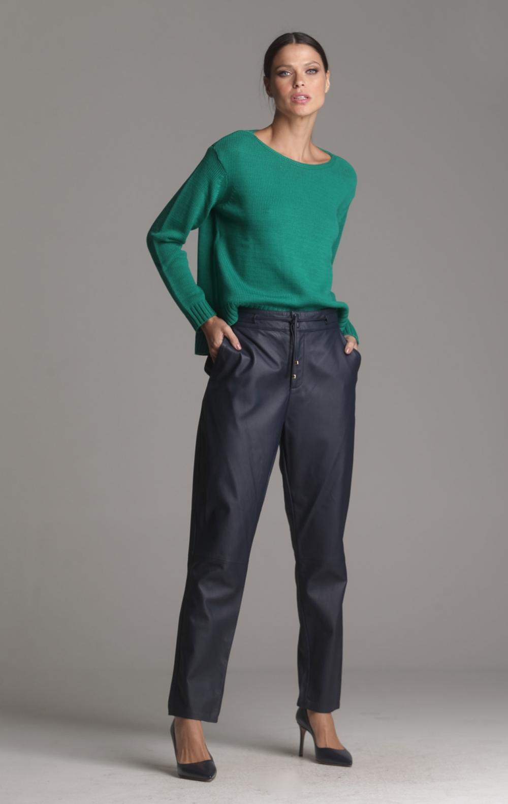 Blusa Tricot Tania Verde  - Foto 1