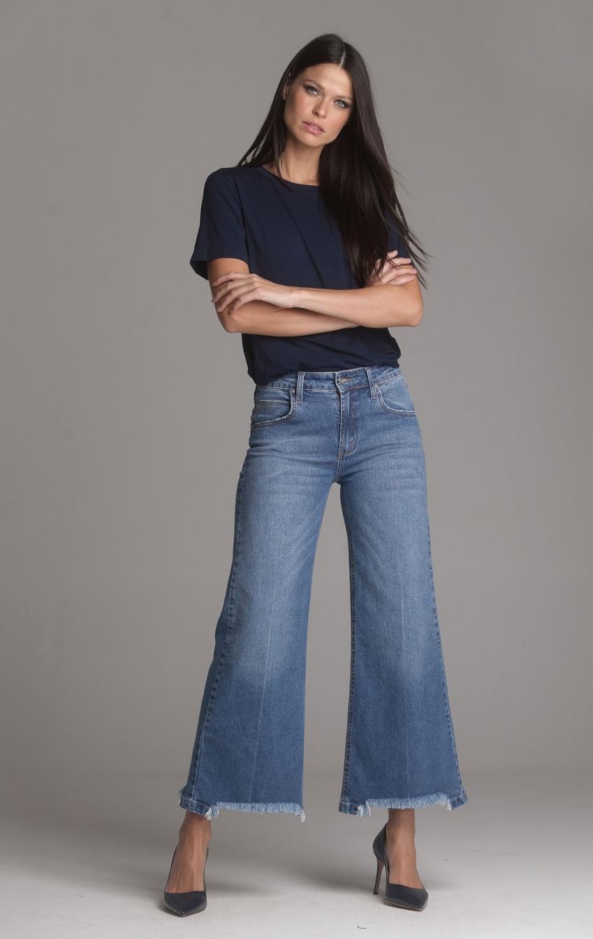 Calça Jeans CB Claro - Foto 1