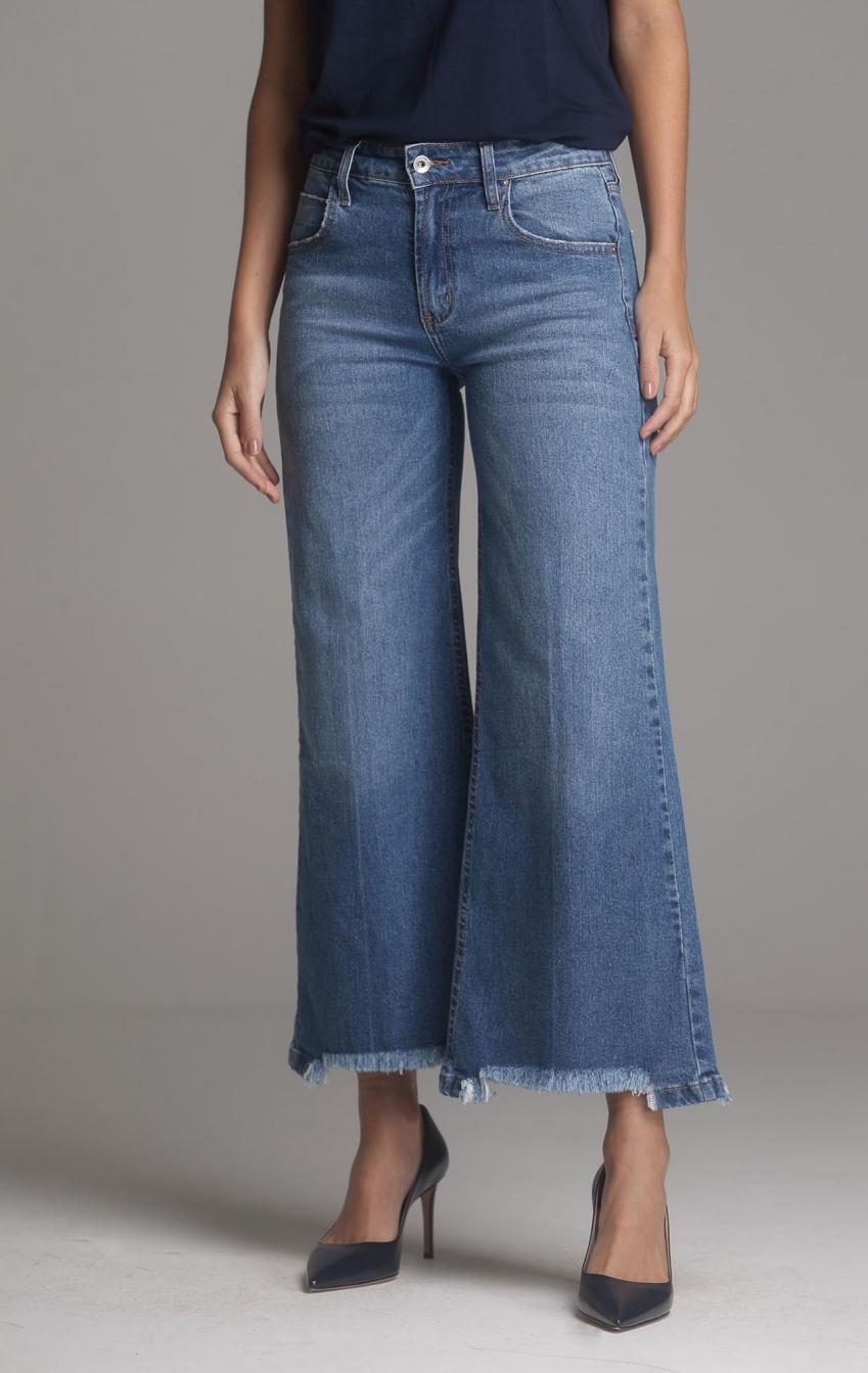 Calça Jeans CB Claro - Foto 2