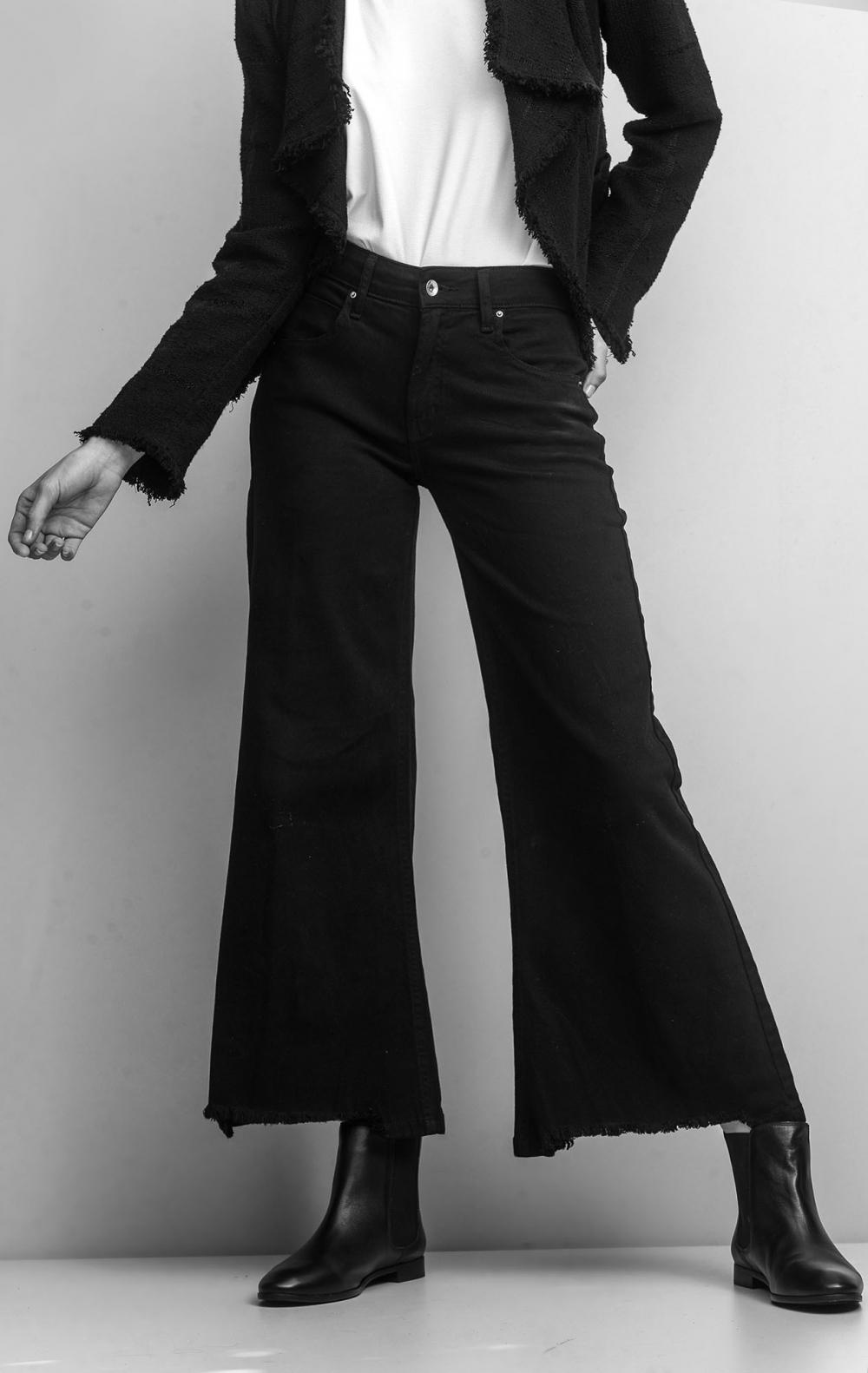 Calça Jeans CB Preta - Foto 2