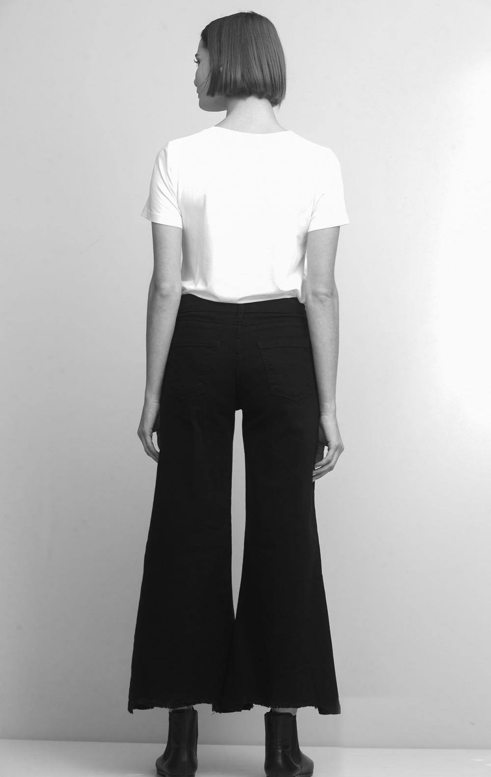 Calça Jeans CB Preta - Foto 3