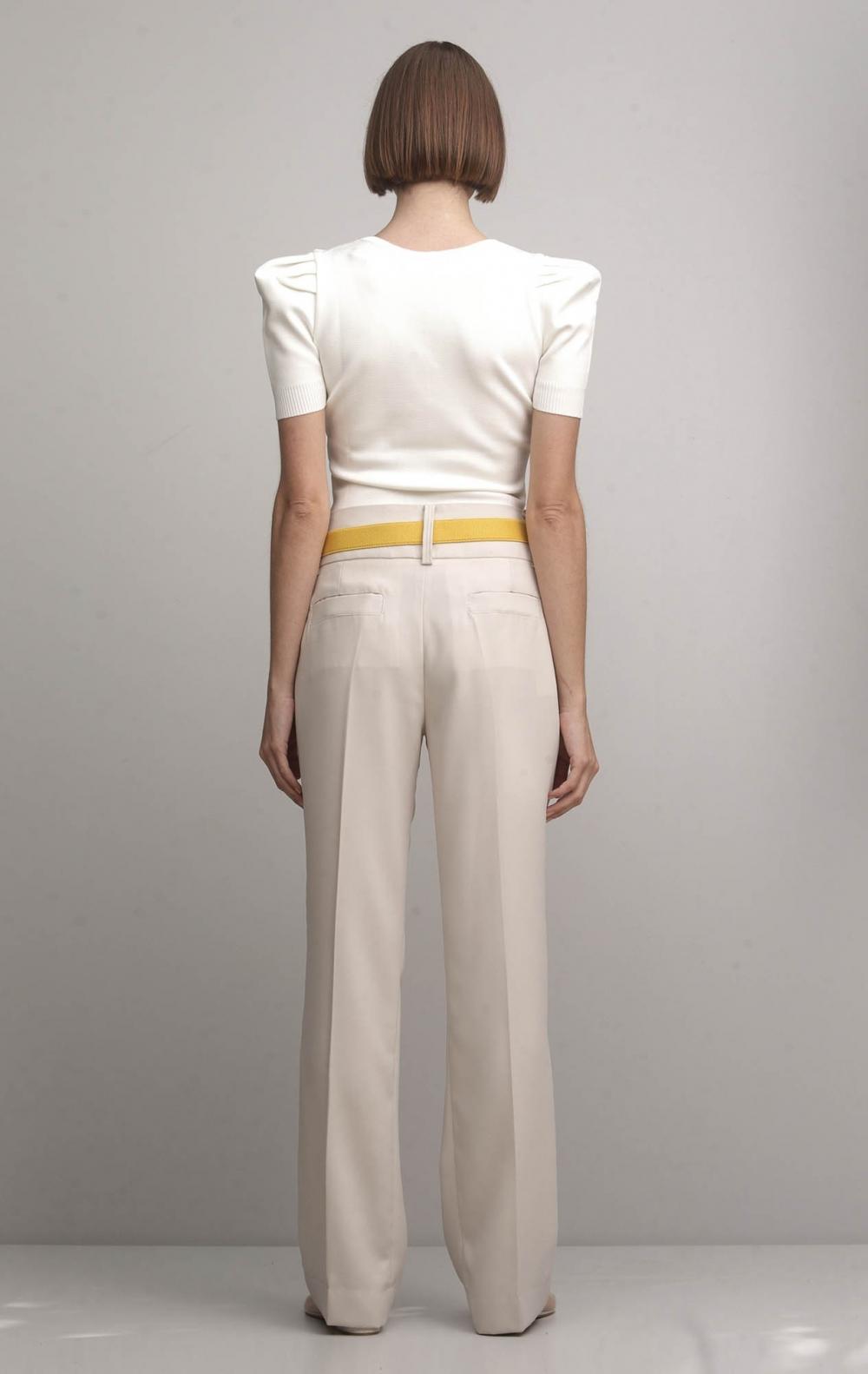 Calça New Mimi Off White - Foto 2