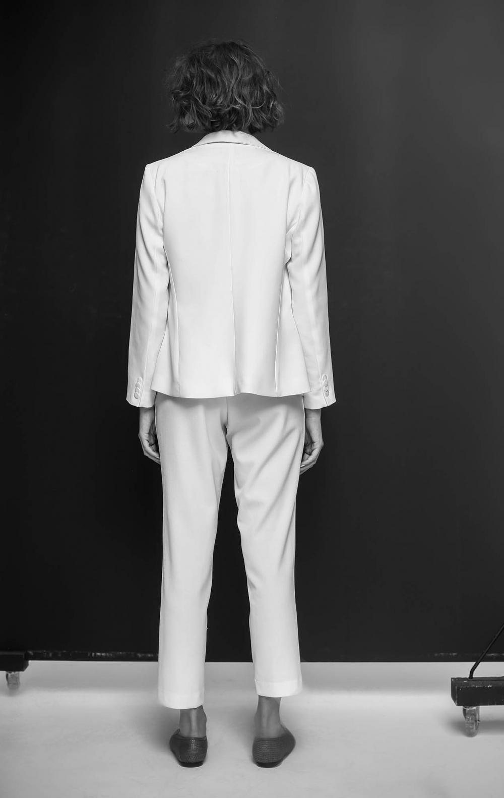 Calça Rena Off White - Foto 3