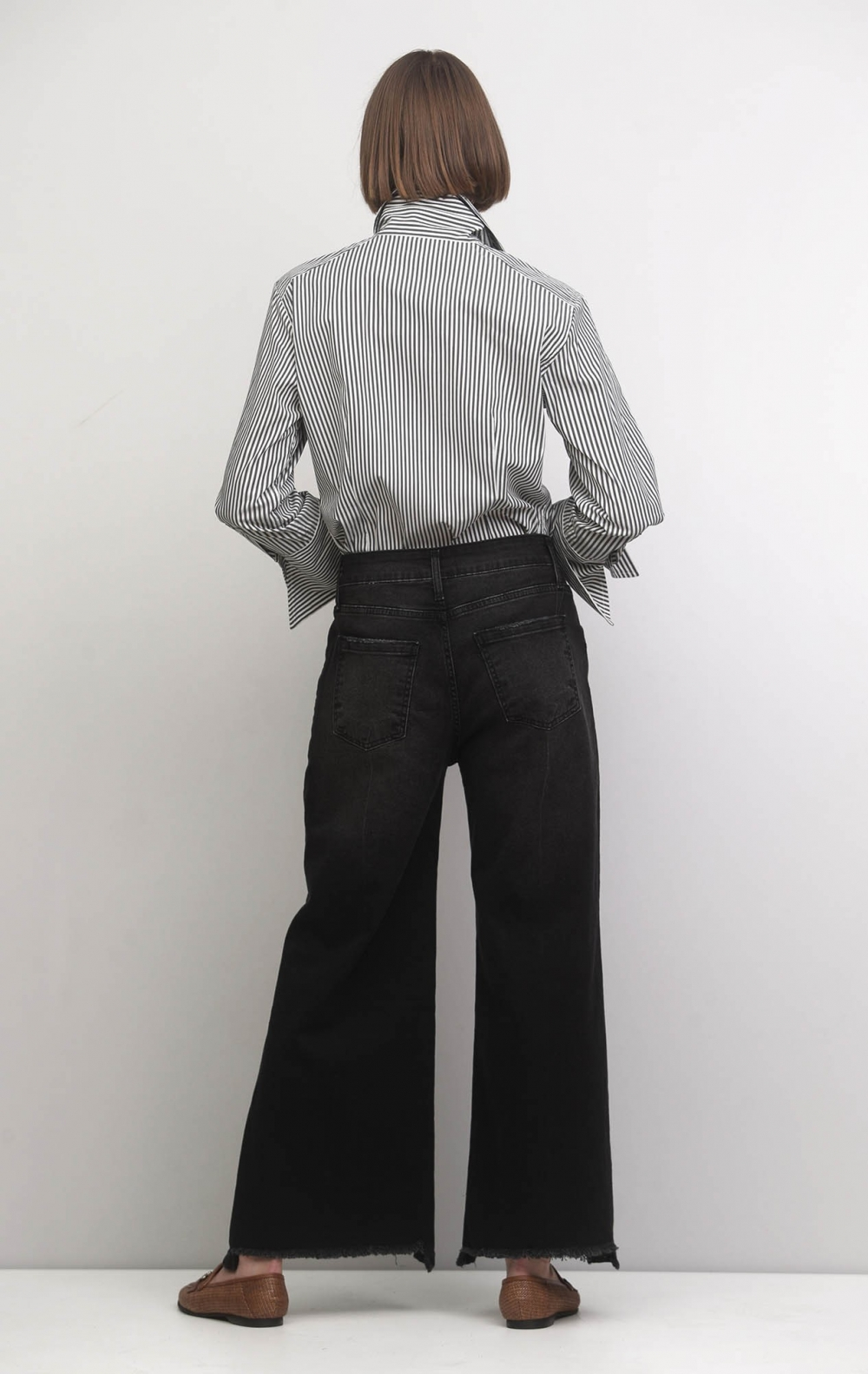 Camisa Caroline Stripe  - Foto 2