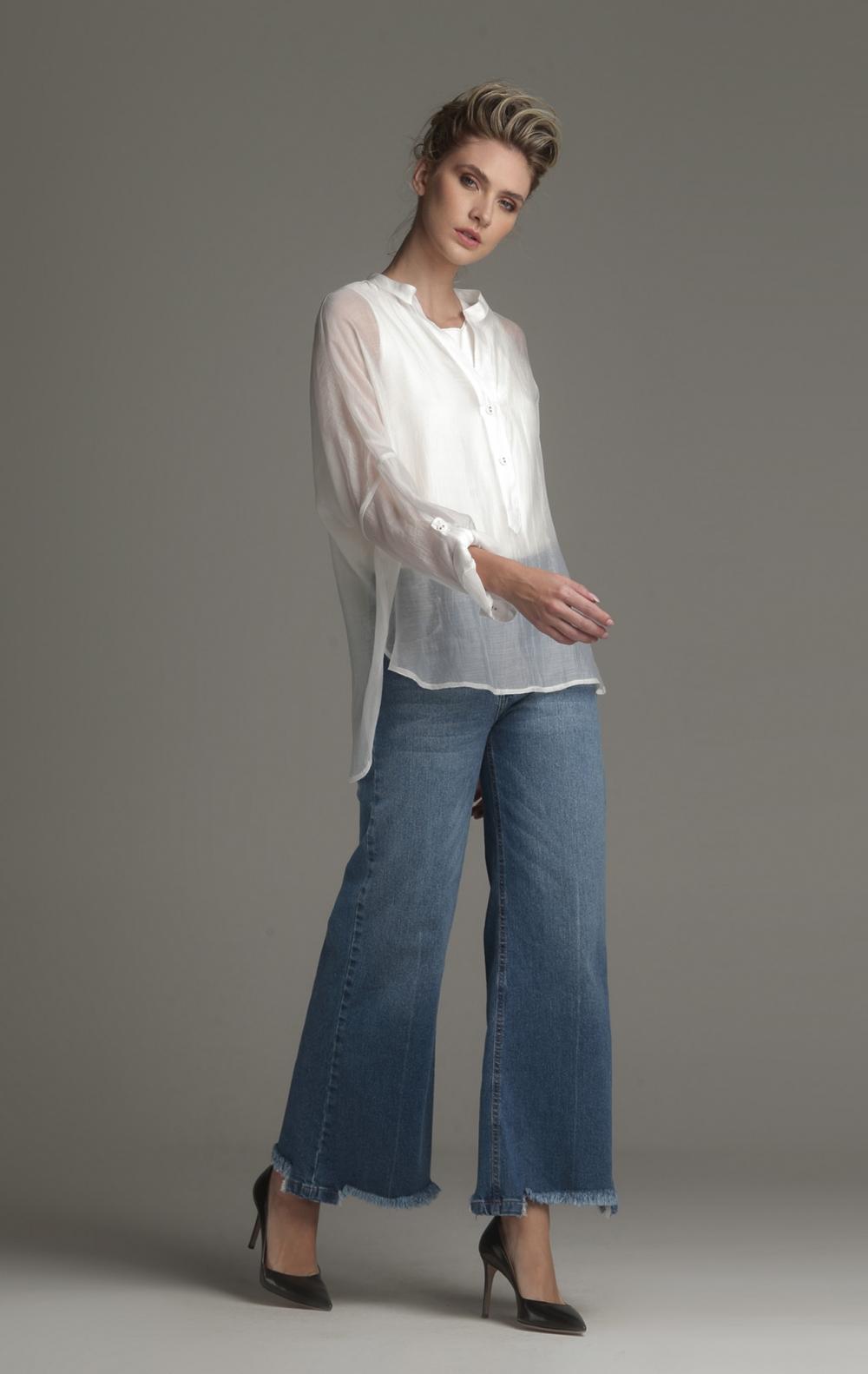 Camisa Douro Branca  - Foto 2
