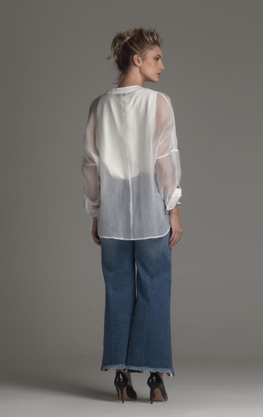 Camisa Douro Branca  - Foto 3