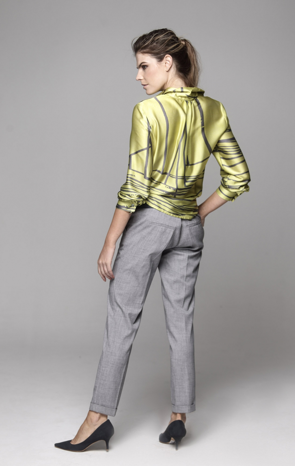 Camisa Gran Pearl Estampado - Foto 2