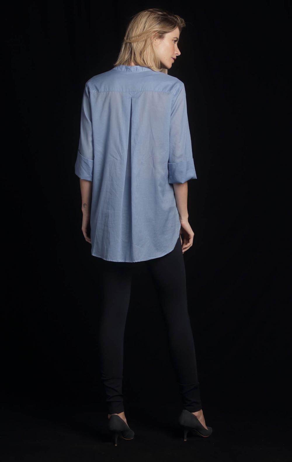 Camisa Algodão Patmos Washed  - Foto 2