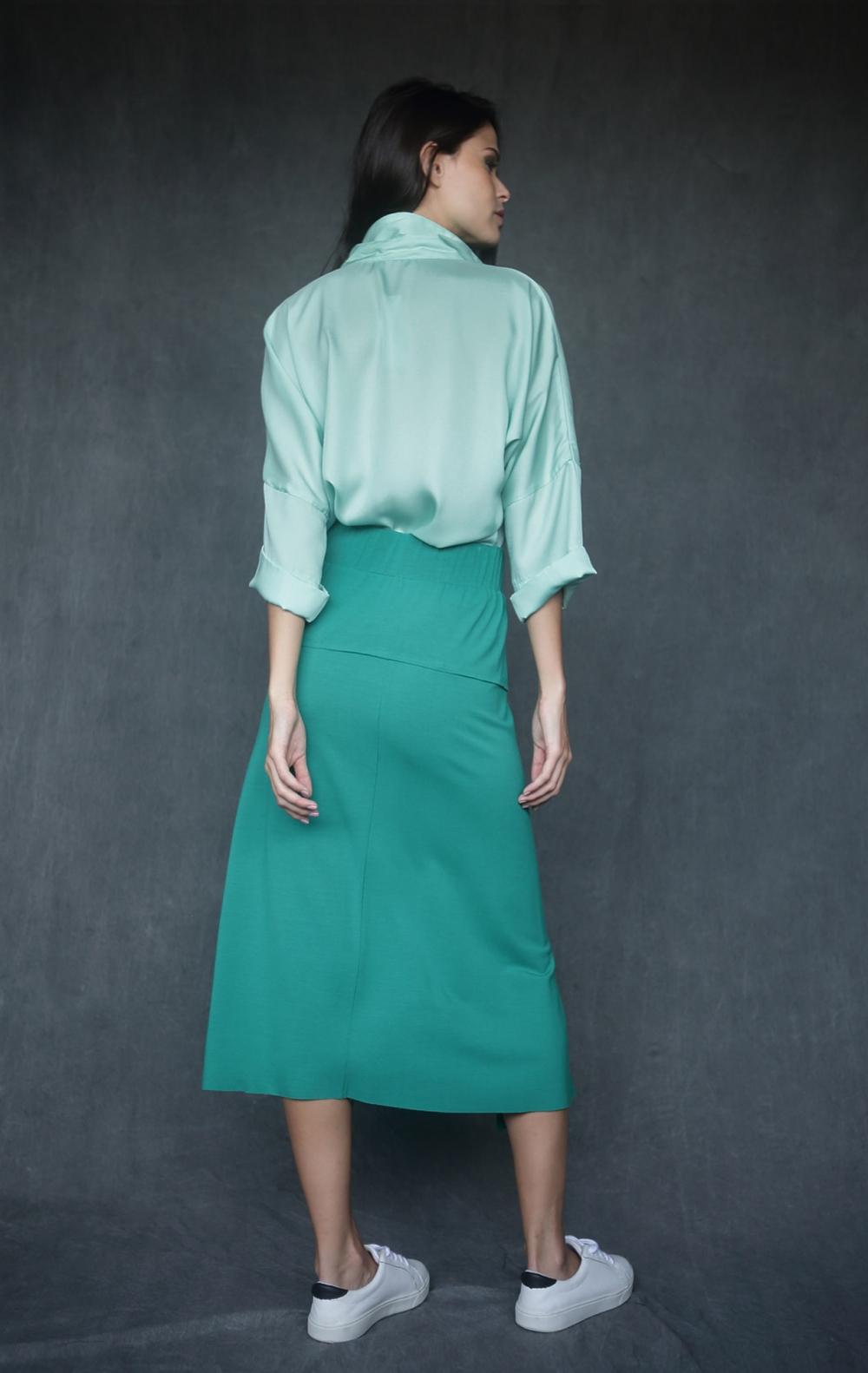 Camisa Polo Verde  - Foto 2