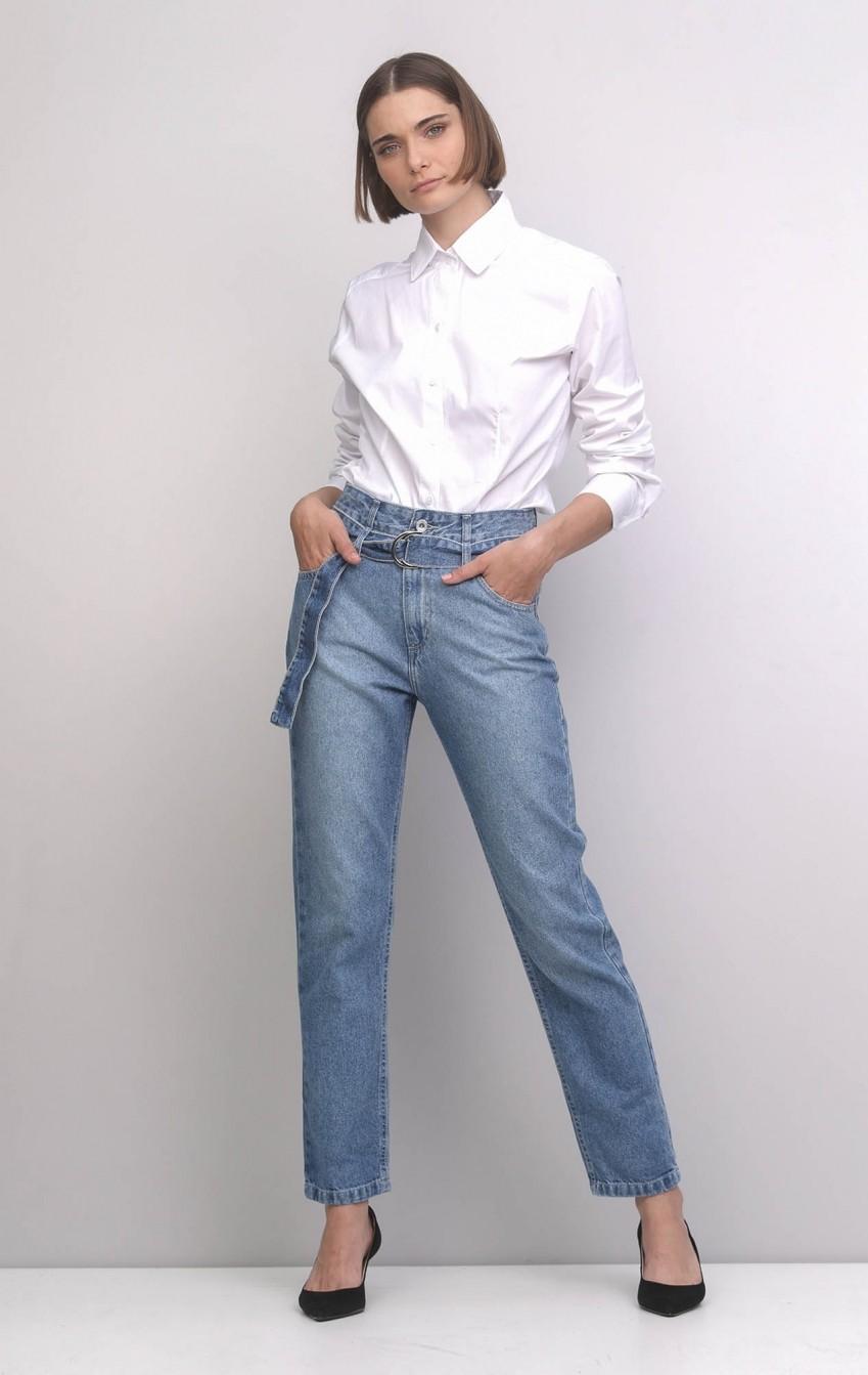 Camisa Tricoline Etro Branco - Foto 3