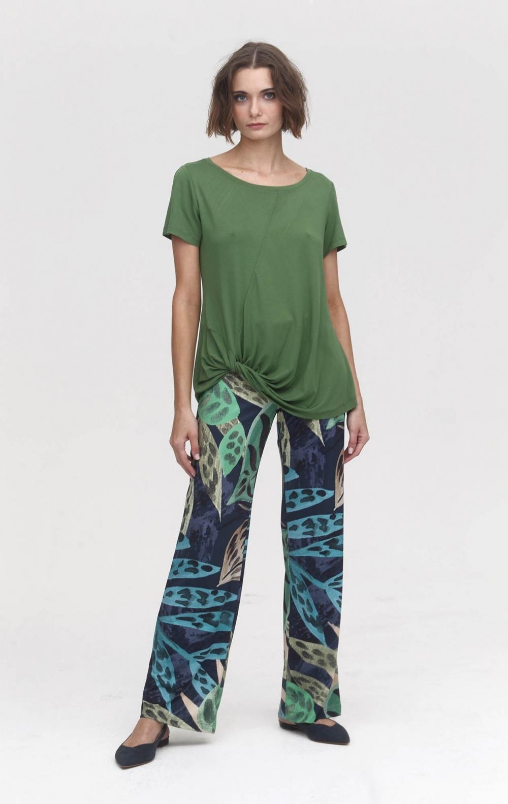 Camiseta Visco Helena Verde  - Foto 1