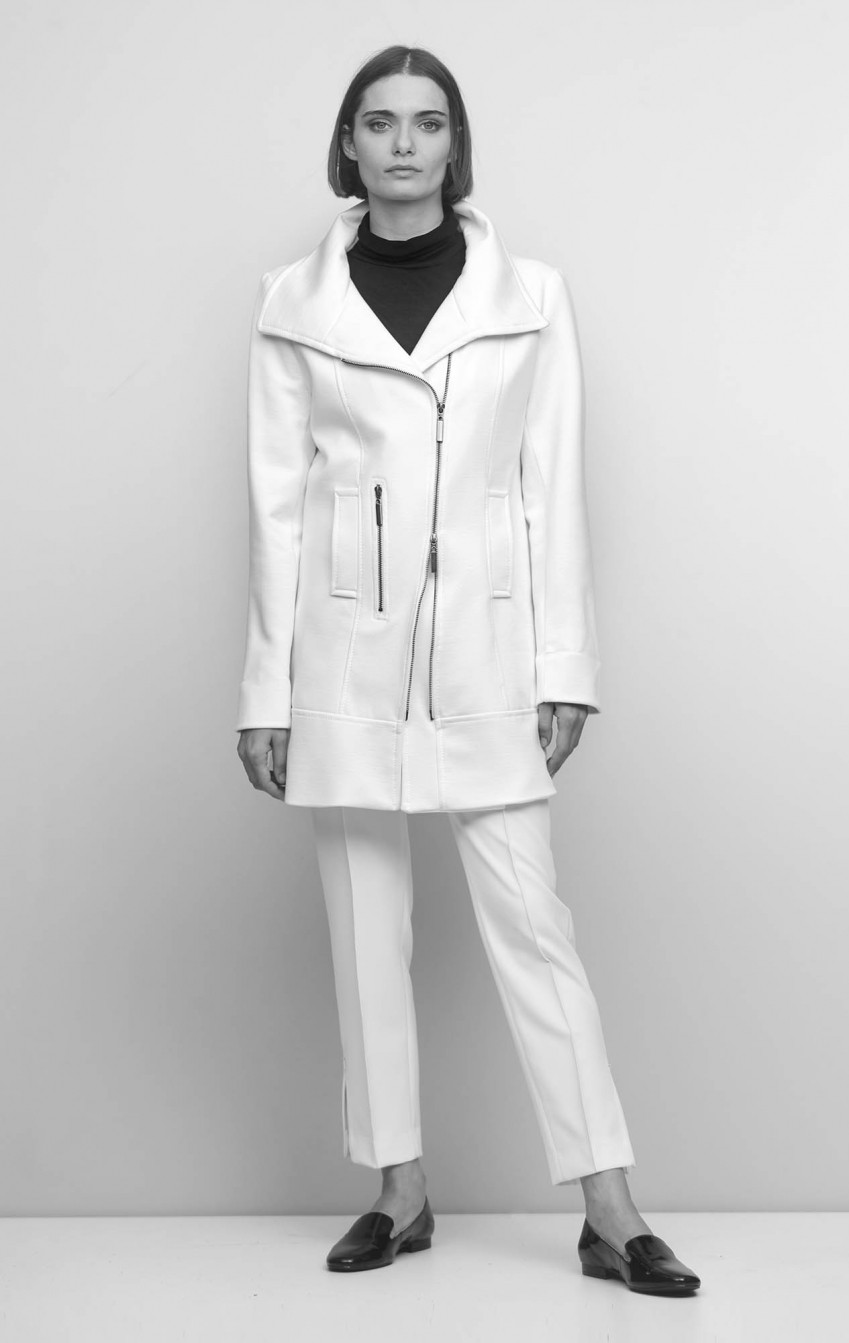 Casaco New Juliete Off White - Foto 1