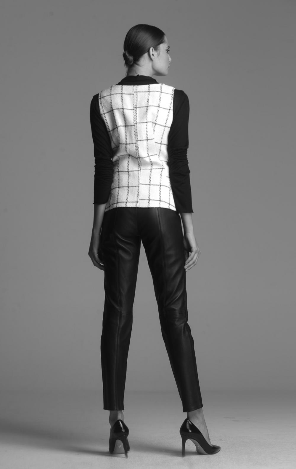 Colete Rive Tweed - Foto 2